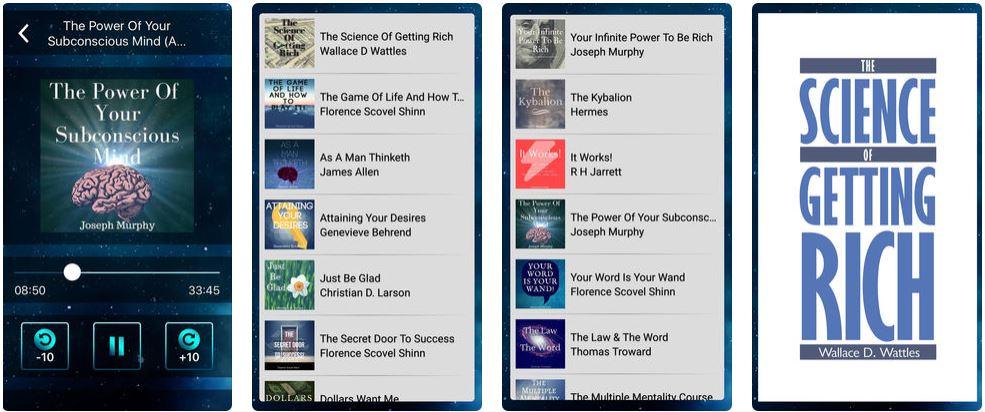 LOA library app