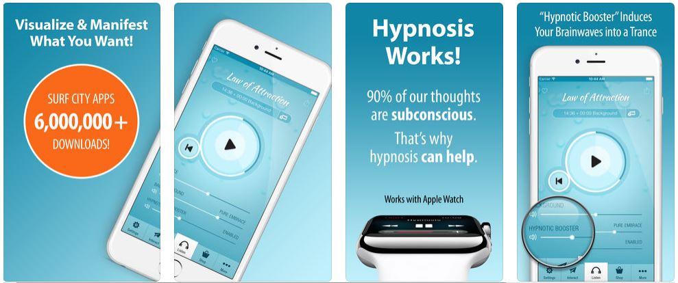 loa hypnosis app